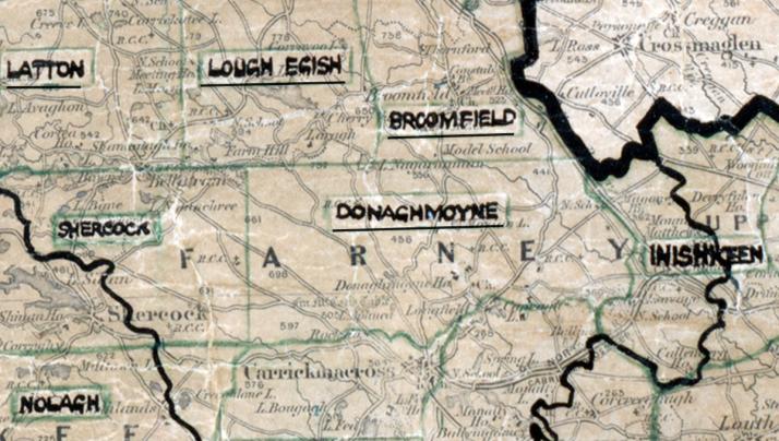 Donaghmoyne-Map-dundalk-big