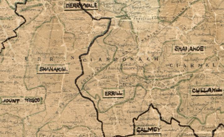 Errill-Map-portlaoise