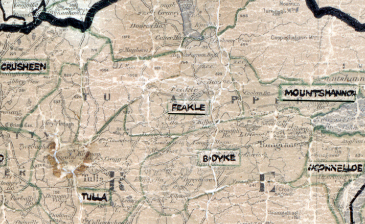 Feakle-Map-limerick