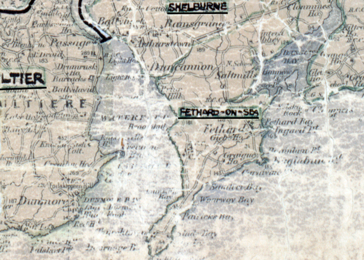 Fethard-on-Sea-Map-waterford