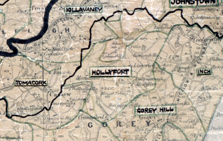 Hollyfort-Map-waterford