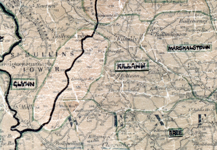 Kilann-Map-waterford
