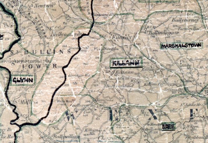 Kilann-Map-waterford