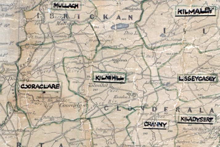 Kilmihill-Map-limerick