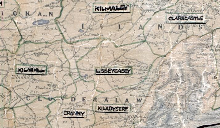 Lisseycasey-Map-limerick