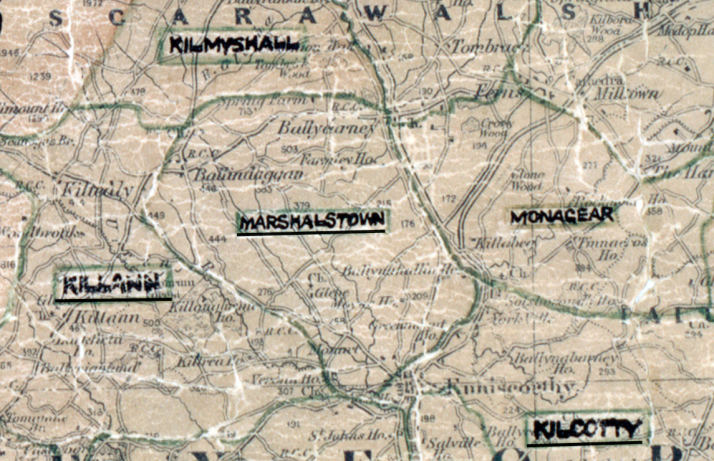 Marshallstown-Map-waterford