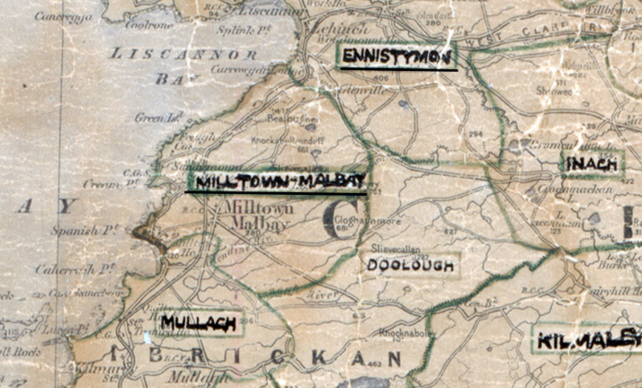 Miltown-Malbay-Map-limerick