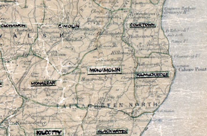 Monamolin-Map-waterford