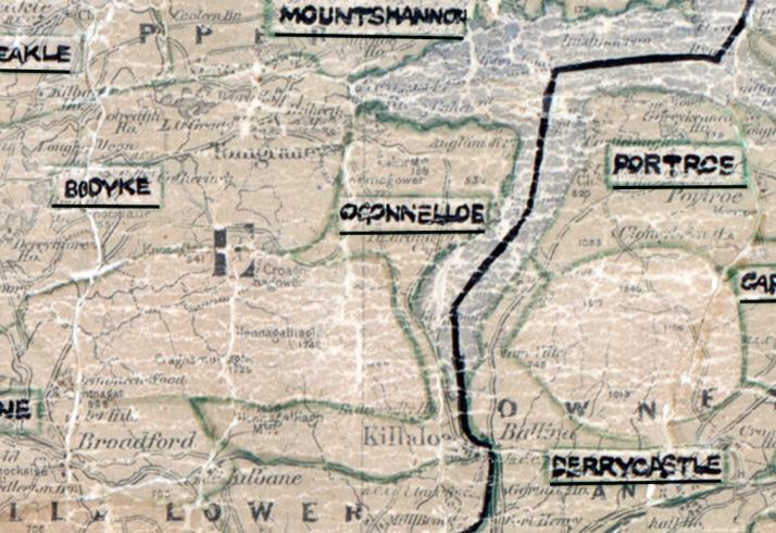 Ogonnelloe-Map-limerick