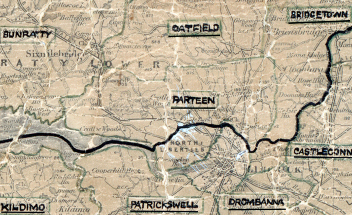 Parteen-Map-limerick