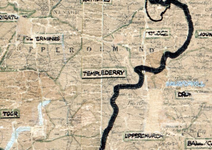 Templederry-Map-limerick