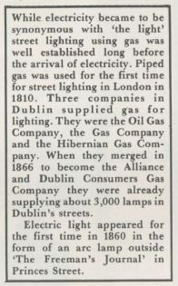 History of electricity supply in Dublin pre-ESB