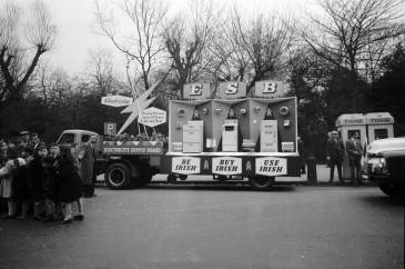 1959, St Stephen's Green, Dublin