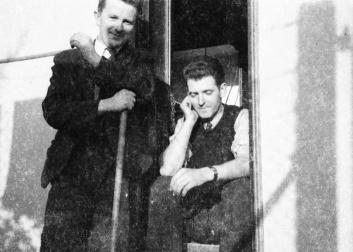 Corbett and rural colleague