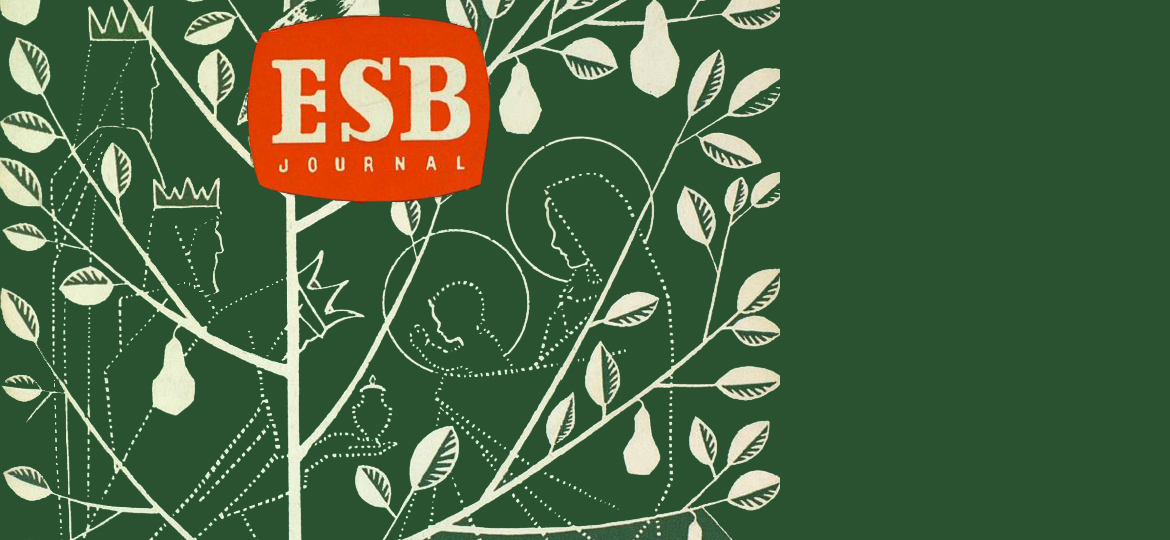 Christmas covers from the ESBJournal